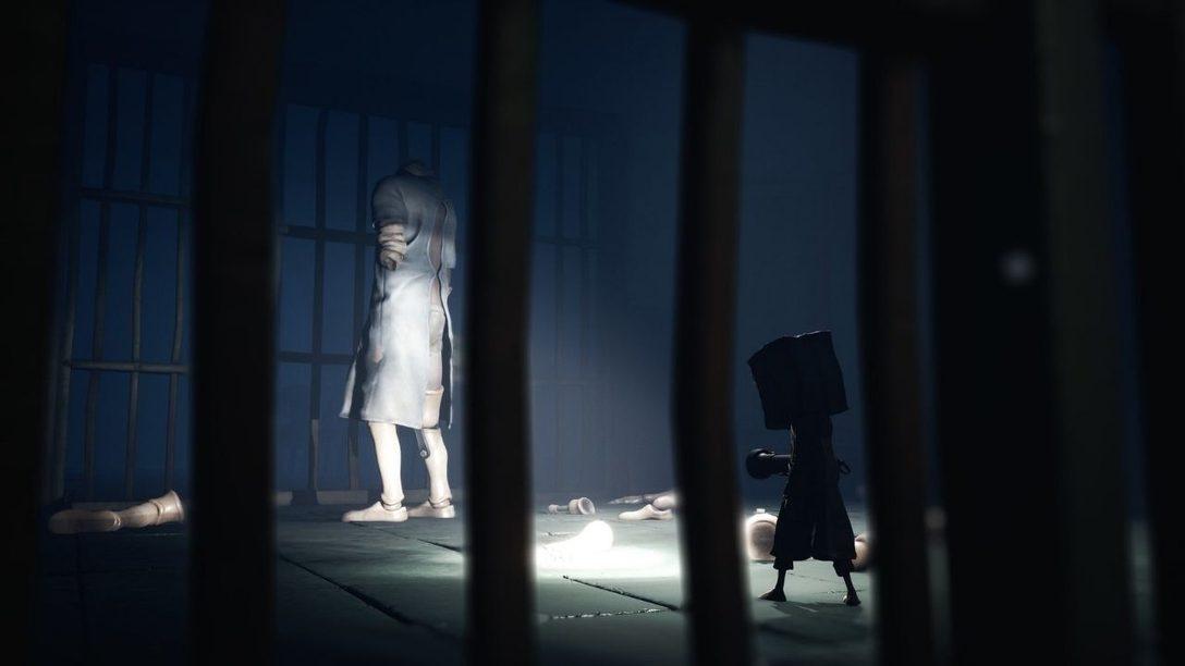 Ein erster Blick auf das Krankenhaus in Little Nightmares II