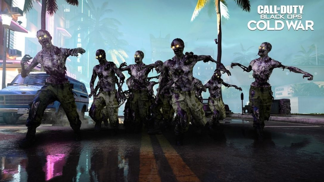Black Ops Cold War Zombies Onslaught Modus und mehr PlayStation-Boni