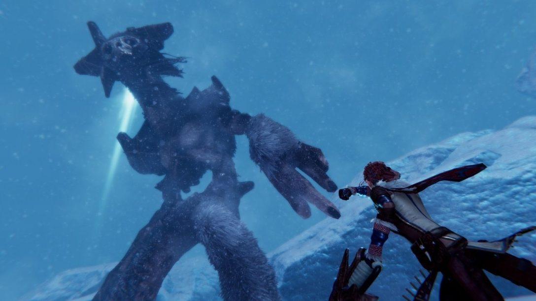 Praey for the Gods erscheint Anfang 2021 auf PS5 und PS4