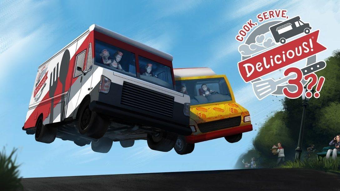 Cook, Serve, Delicious! 3?! erscheint am 14. Oktober für PS4