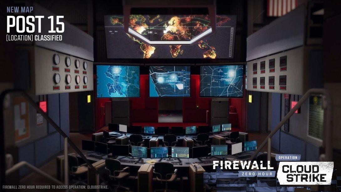 Firewall Zero Hour feiert den zweijährigen Geburtstag und eine neue Saison mit Operation: Cloudstrike