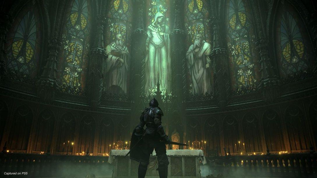 Neues Demon´s Souls Gameplay zeigt Bosse, Gebiete und mehr