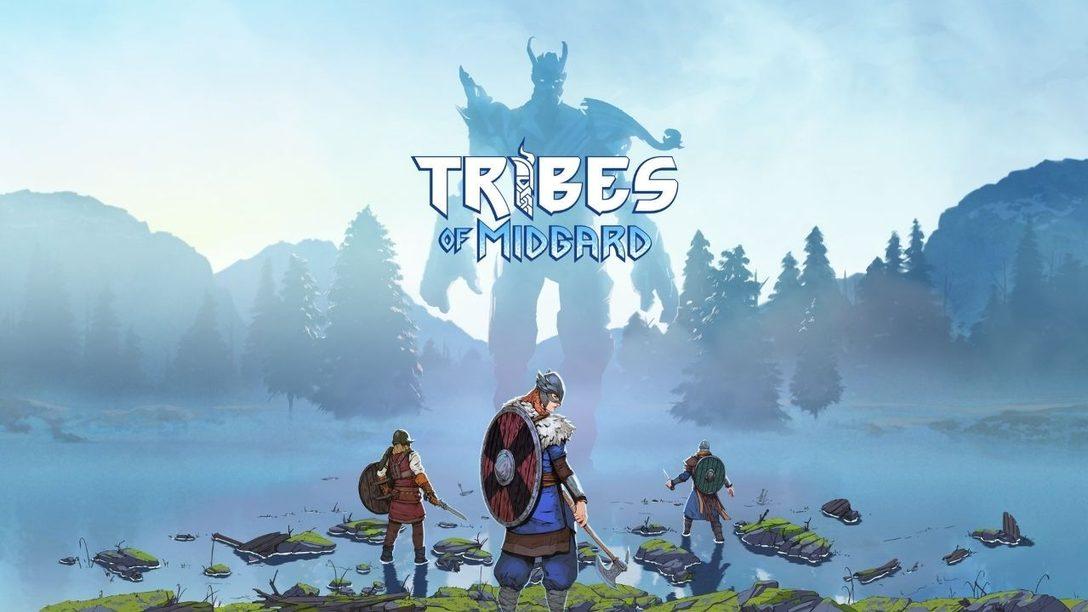 In Tribes of Midgard kämpft ihr gegen das Ende der Welt an