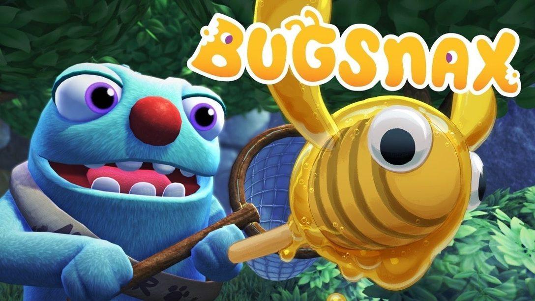 Bugsnax wird bei der Veröffentlichung auf PS5 für PS Plus-Mitglieder kostenlos erhältlich sein