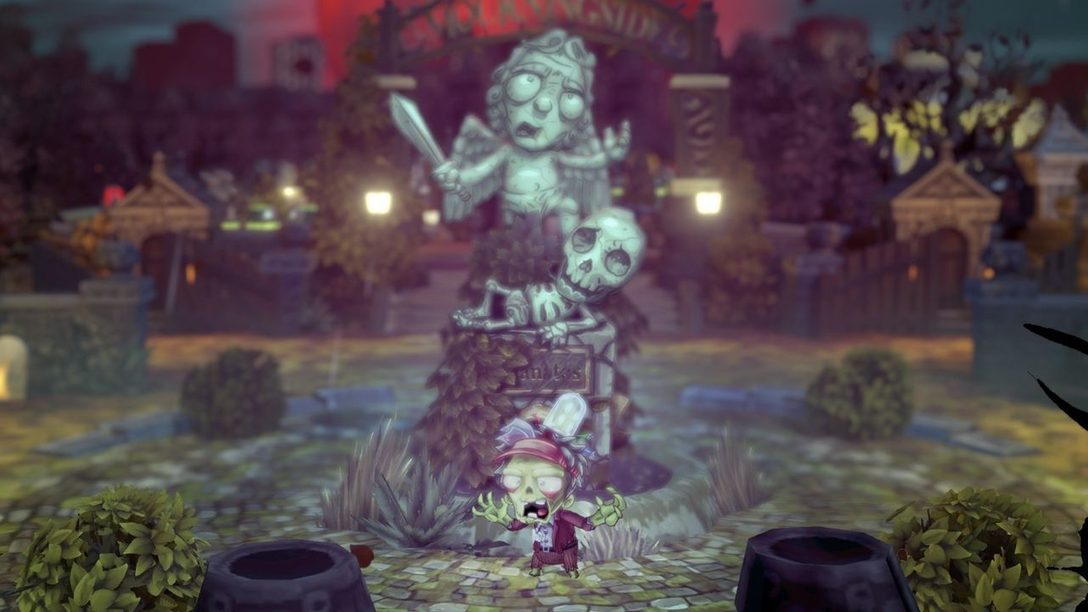 Ray's the Dead erscheint am 29. Oktober auf PS4