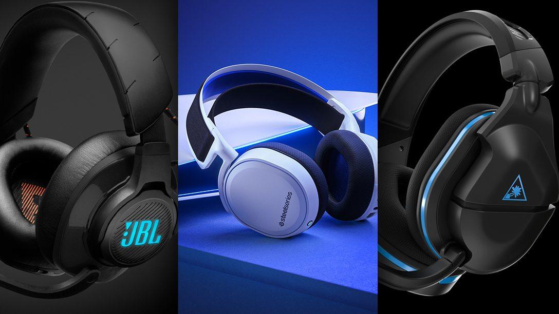 Klangräume: 8 Gaming-Headsets für PS4 und PS5