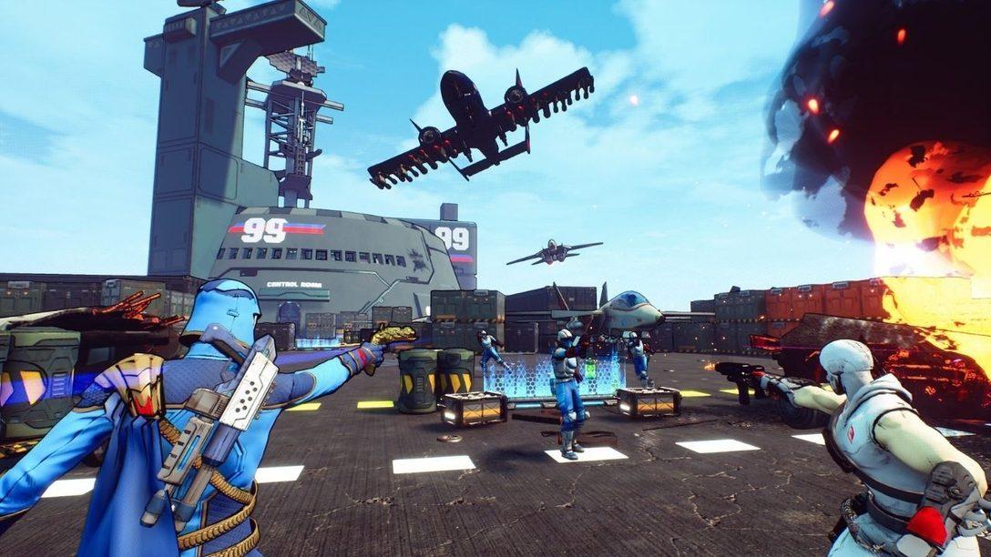 G.I. Joe: Operation Blackout, gemacht von Fans für Fans, ist jetzt erhältlich