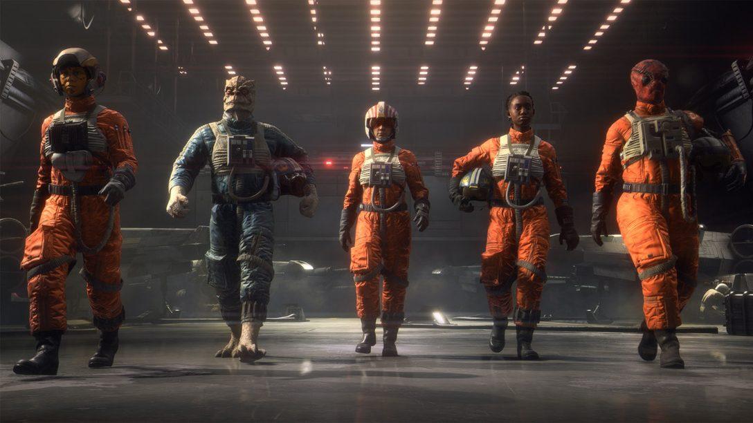 Fünf Tipps, mit denen ihr in Star Wars: Squadrons voll durchstarten könnt