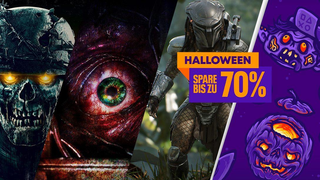 Gemeinsam gruseln: Mit diesen Spielen könnt ihr Halloween mit Freunden erleben!