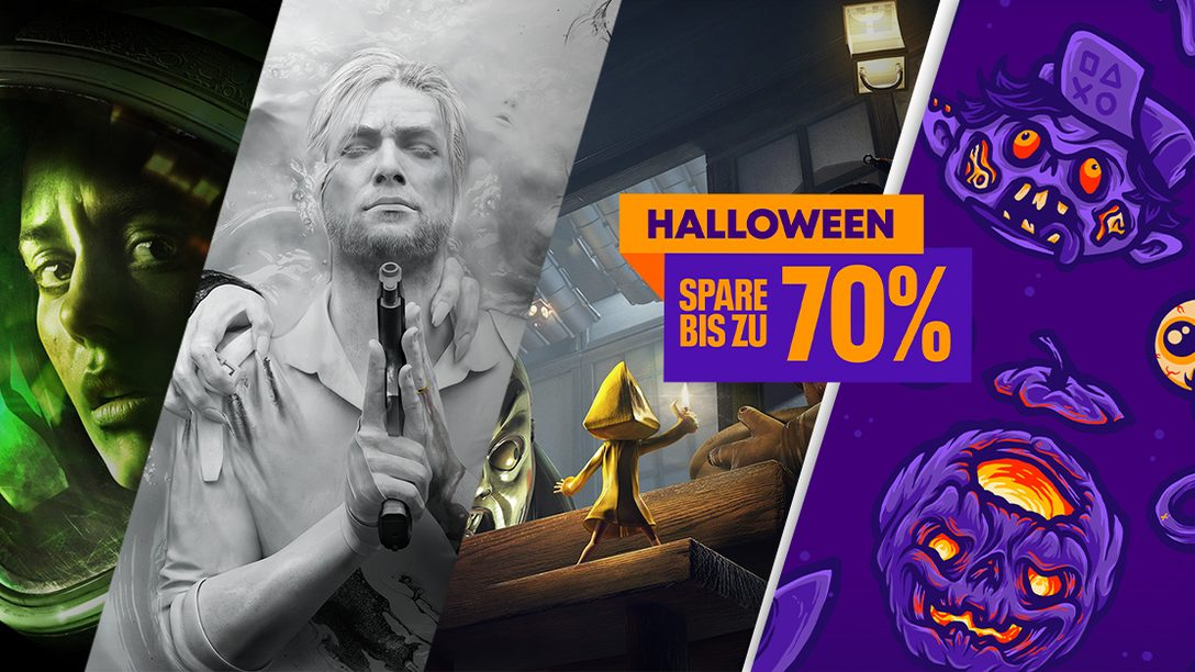 Happy Halloween: 7 Games mit Gänsehautgarantie