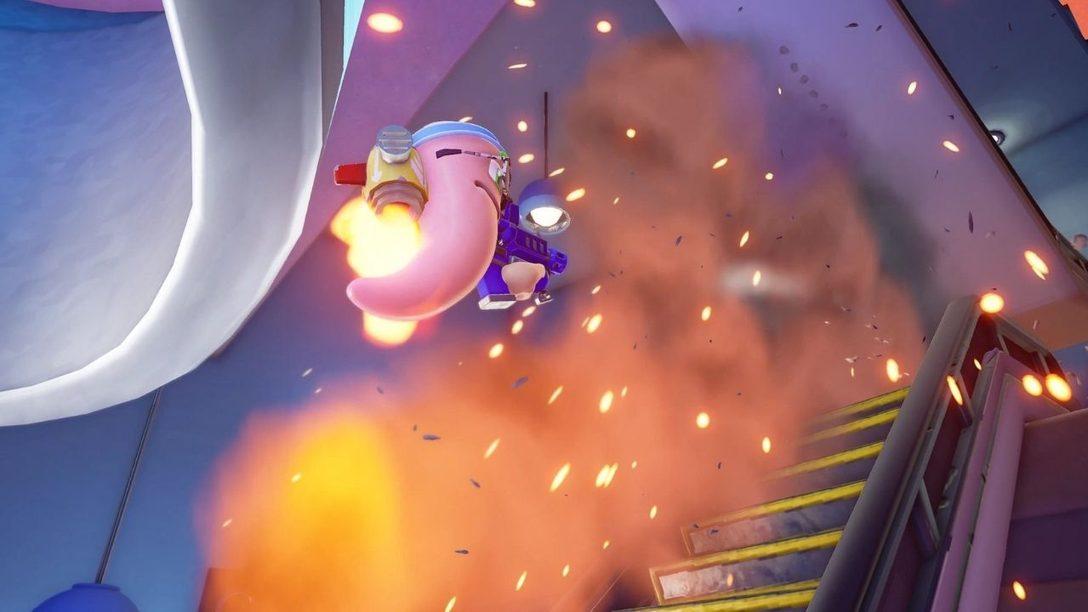 Worms Rumble: Release am 01. Dezember & Beta im November!