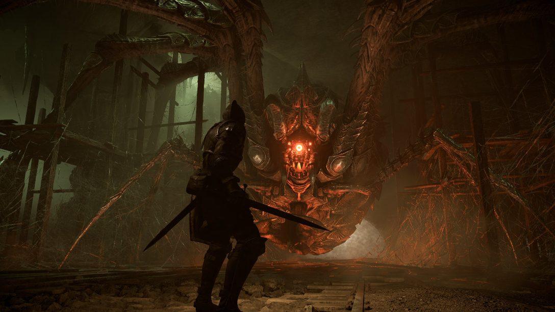 Überlebt die ersten Stunden in Demon's Souls mit diesem Gameplay-Leitfaden