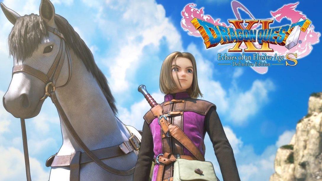 Dragon Quest XI S: Streiter des Schicksals Definitive Edition Demo jetzt erhältlich!