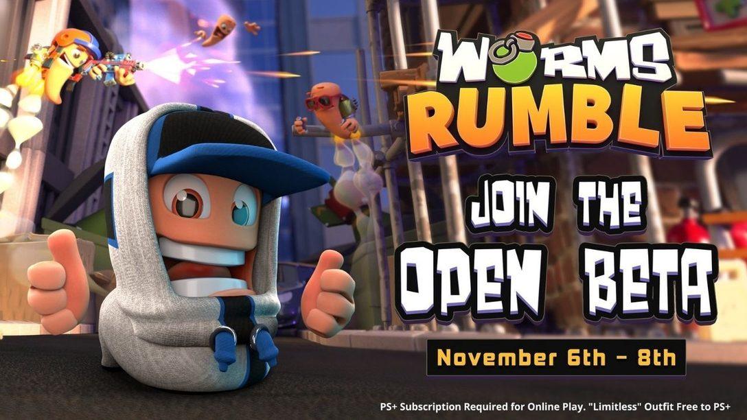 7 Tipps, mit denen ihr in der Open Beta von Worms Rumble an diesem Wochenende dominiert