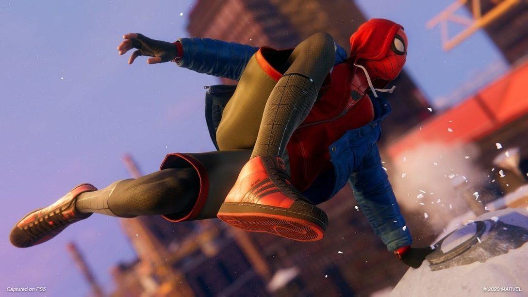 Werdet zum Superstar-Superhelden in Marvel's Spider-Man: Miles Morales