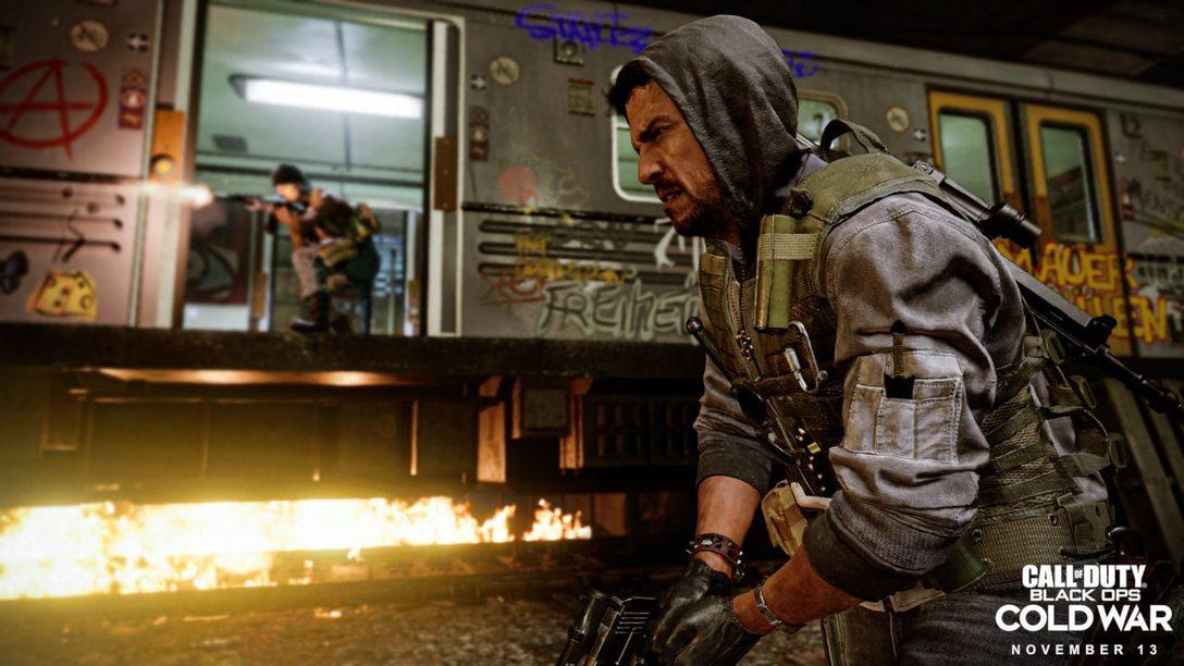 Dominiert Black Ops Cold War mit Tipps zum Release