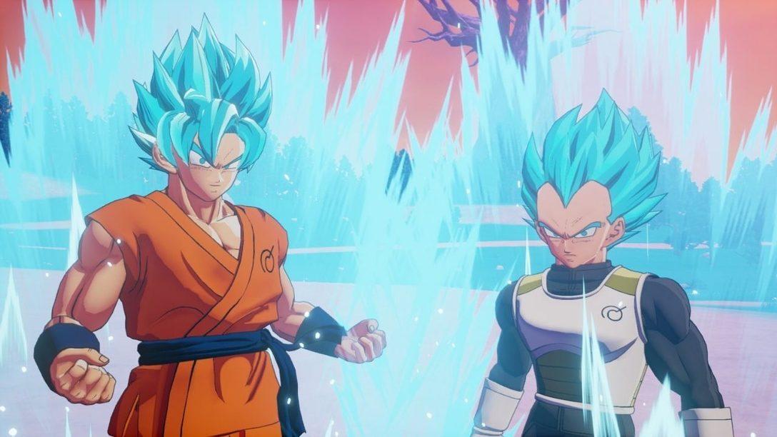Zweite Bosskampf-Episode für Dragon Ball Z: Kakarot erscheint heute