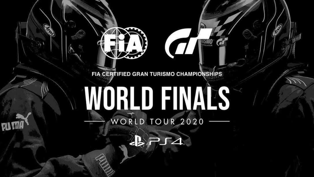 Das regionale Finale der FIA Certified Gran Turismo Championships 2020 beginnt am 22. November