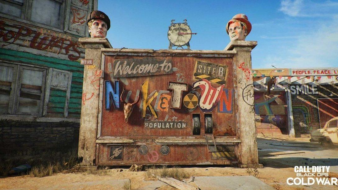 Nuketown '84: Die ikonische Karte, die für Black Ops Cold War überarbeitet wurde