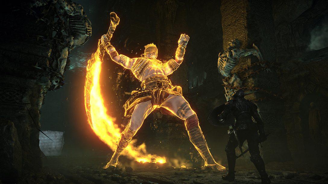 Demon's Souls: Gameplay der Extraklasse