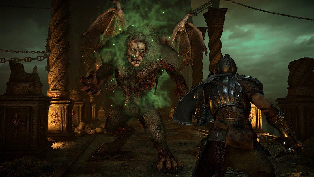 Einer der auszog, das Fürchten zu lernen: Die Welt von Demon's Souls