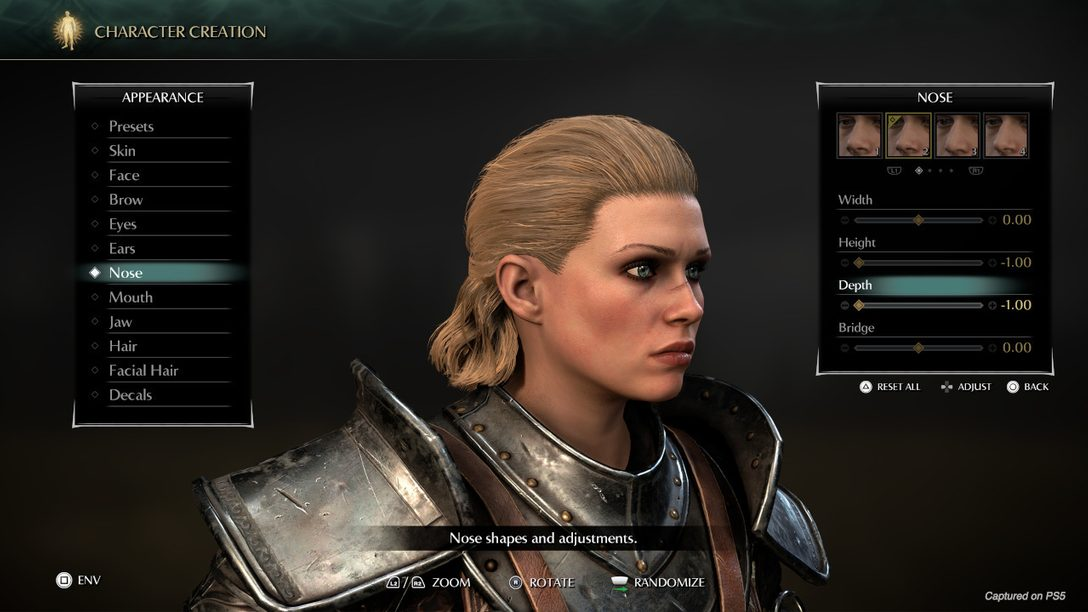 Werft einen ersten Blick auf Charaktererstellung und Fotomodus in Demon's Souls