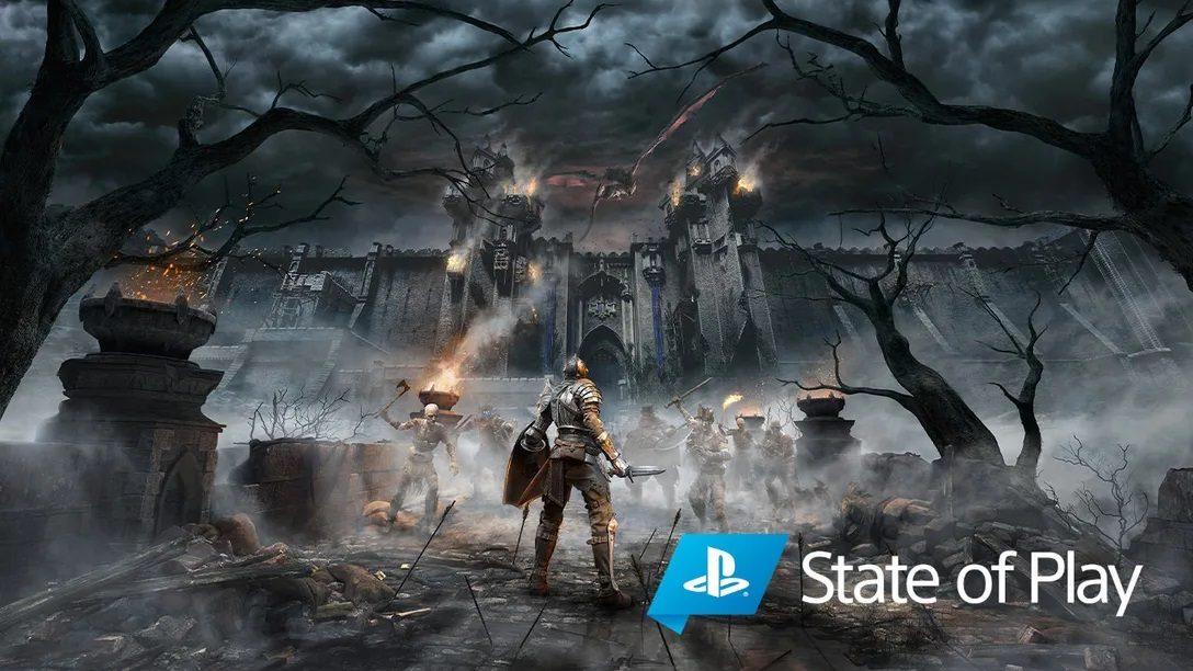 State of Play: Taucht ein in die Welt von Demon's Souls