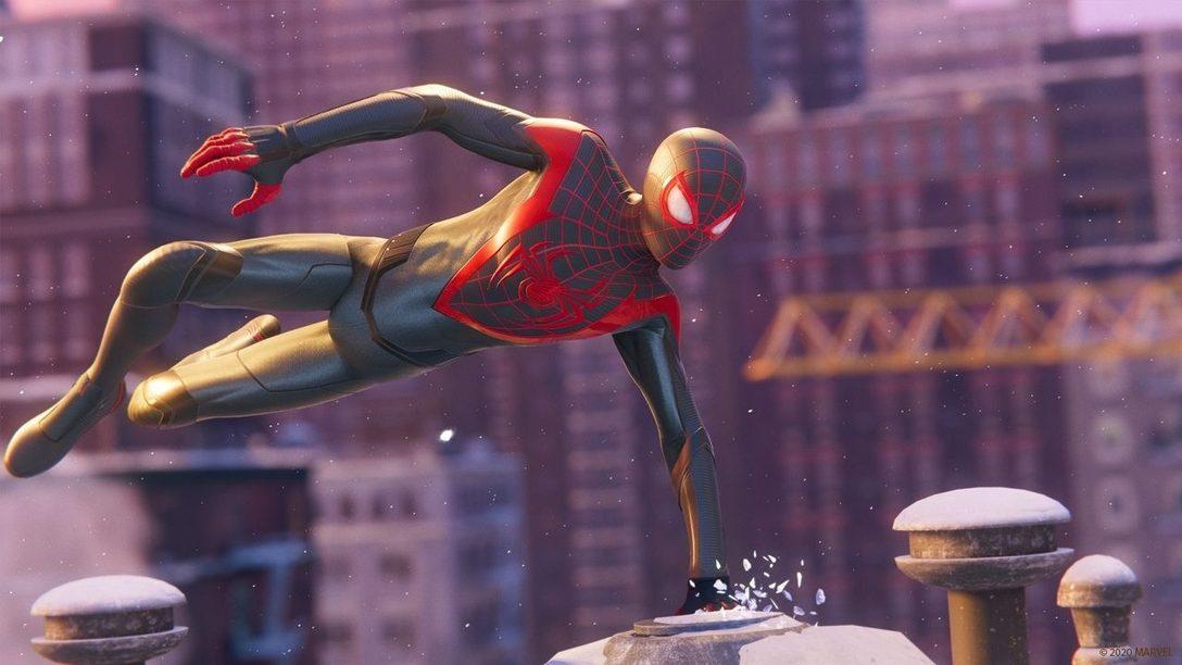 Marvel's Spider-Man: Miles Morales kommt diese Woche auf PS4