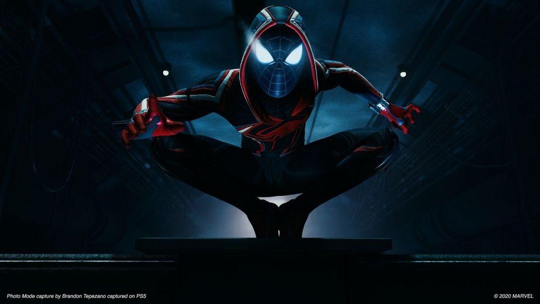 Trailer und Dev-Tipps zum Fotomodus von Marvel's Spider-Man: Miles Morales
