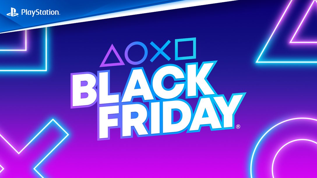 Die Black Friday® Deals für PlayStation starten heute
