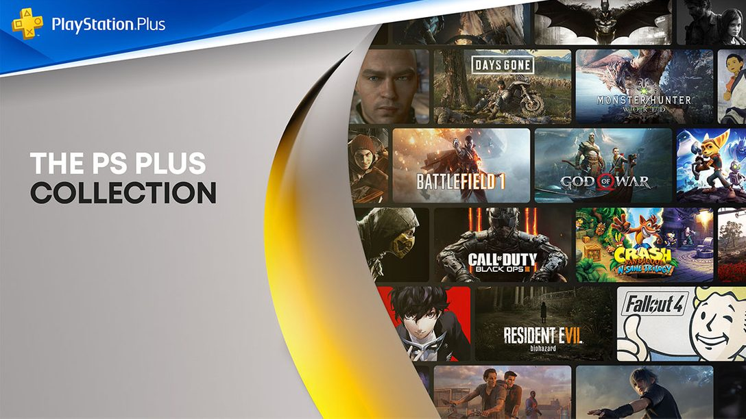 PS Plus Collection – 20 PS4-Blockbuster auf PlayStation 5 spielen