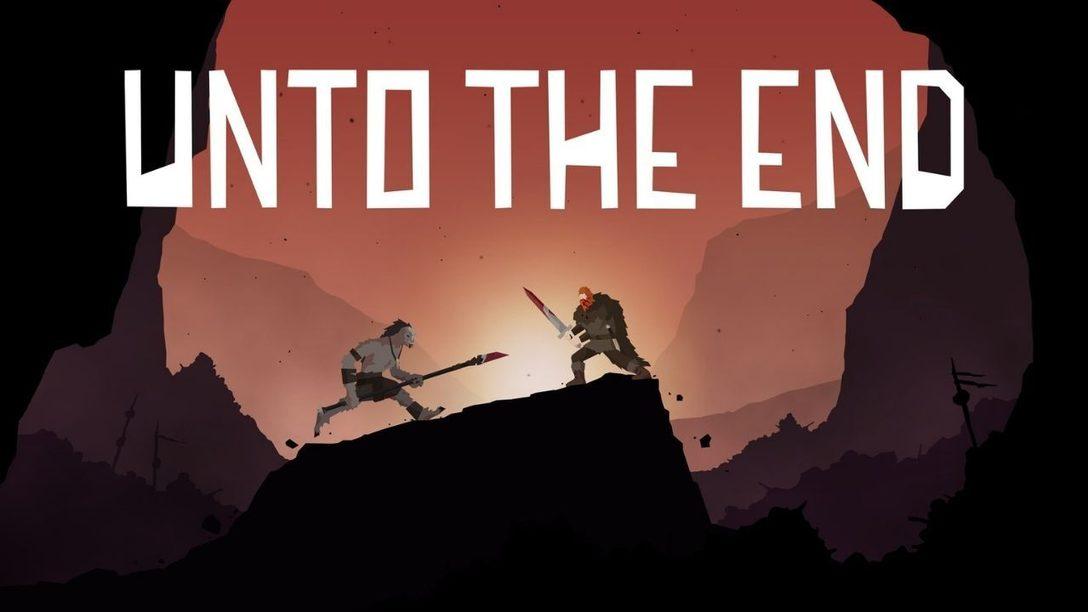 Unto The End erscheint am 9. Dezember für PS4