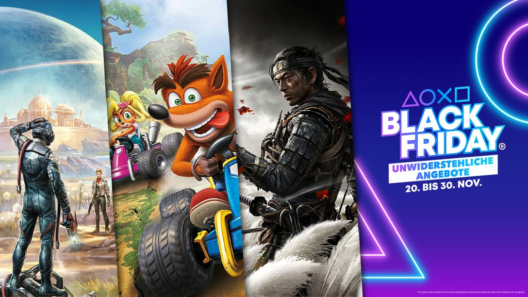 Black Friday® 2020 – Best Value Games aus dem Sale
