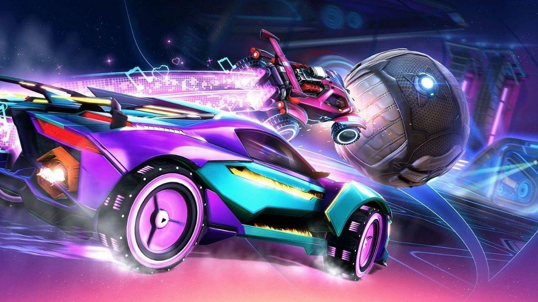 Rocket League Saison 2 erscheint am 9. Dezember