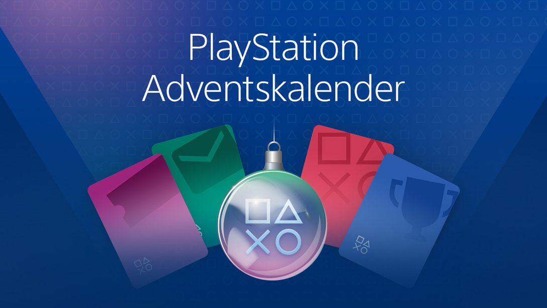 Macht mit beim PlayStation Adventskalender und gewinnt tolle Preise