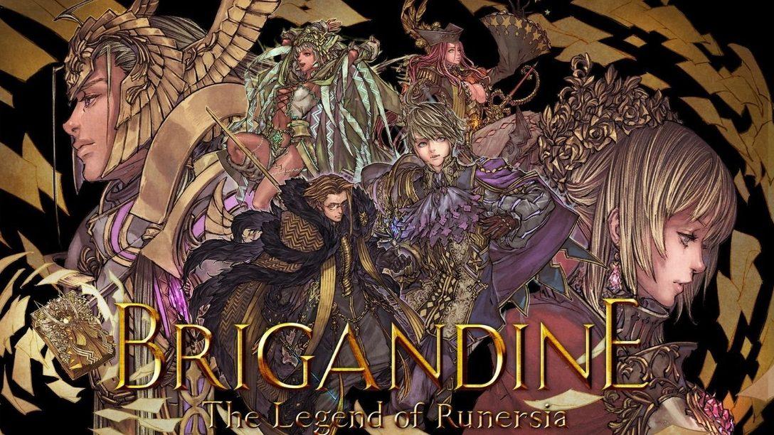 Brigandine: The Legend of Runersia – Ein Kult-SRPG kehrt auf PlayStation zurück