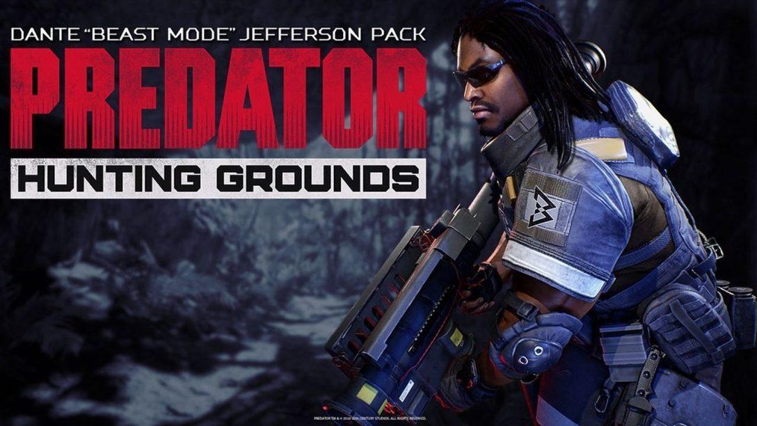 """Marshawn Lynch gibt sich in Predator: Hunting Grounds als Dante """"Beast Mode"""" Jefferson die Ehre"""