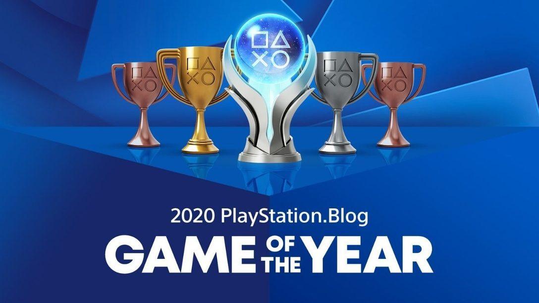 Die PlayStation.Blog Game of the Year Abstimmungen sind jetzt live