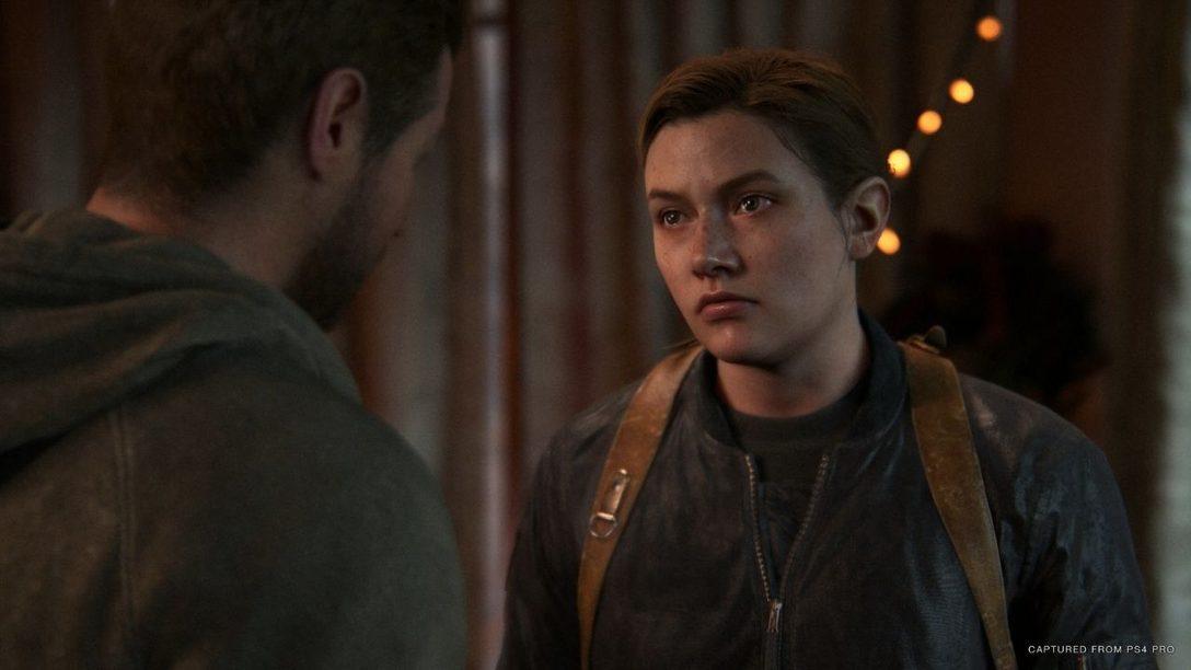 The Last of Us Part II: Geht im neuen Trailer Abbys Geschichte auf den Grund