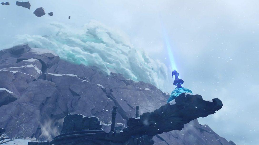 Genshin Impact V1.2: Es wird frostig in Dragonspine
