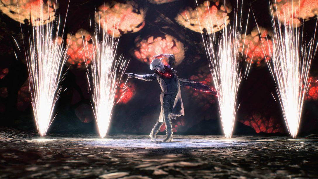 Devil May Cry 5 Special Edition: Wenn Coolness zu einem Feuerwerk wird