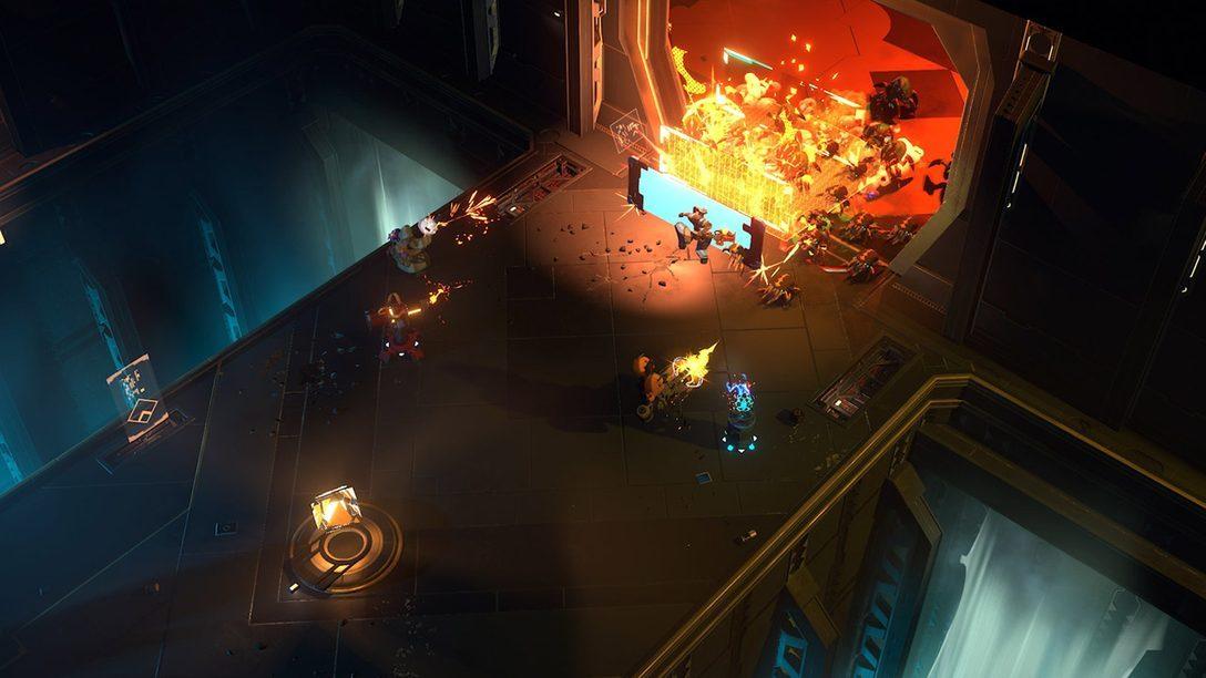 Amplitude Studios kehrt mit Endless Dungeon zum Rogue-lite-Genre zurück