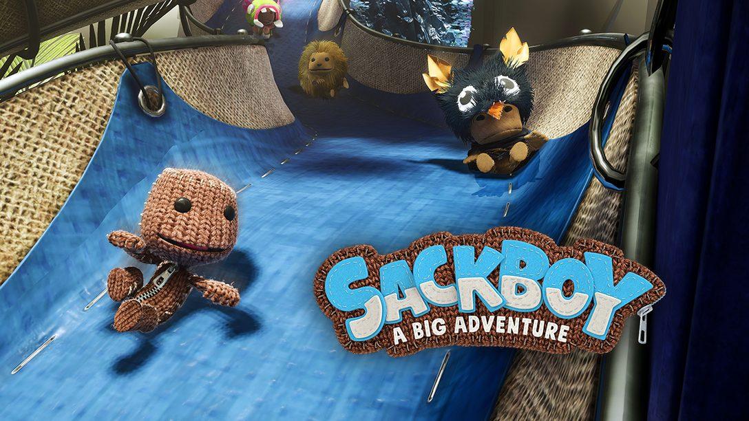 Sackboy: A Big Adventure – Couch-Koop mit dem niedlichen Sackritter
