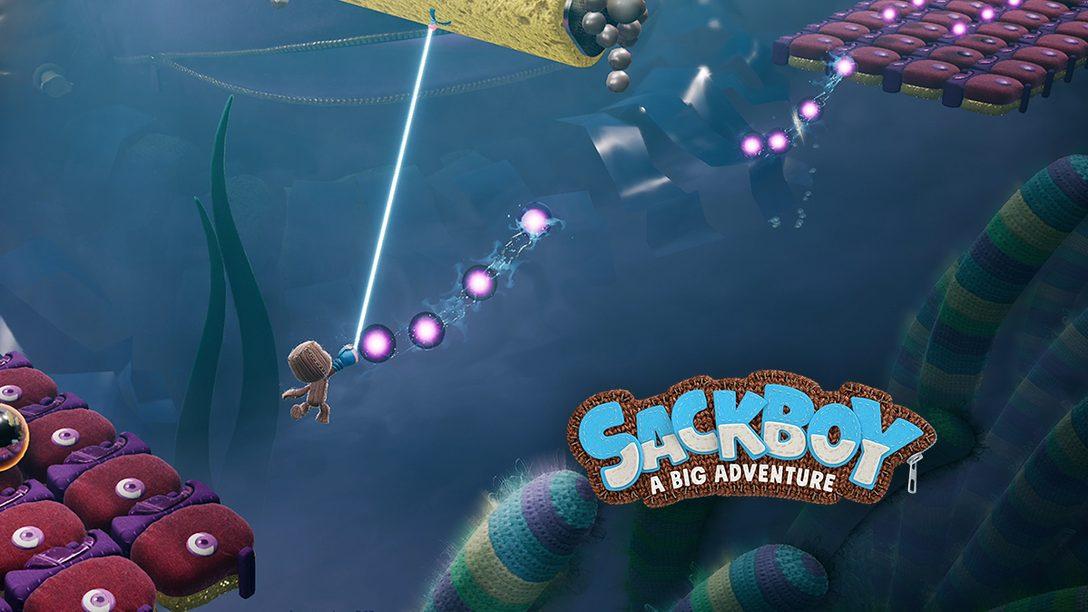 Sackboy: A Big Adventure – Sammelgegenstände und Kostüme