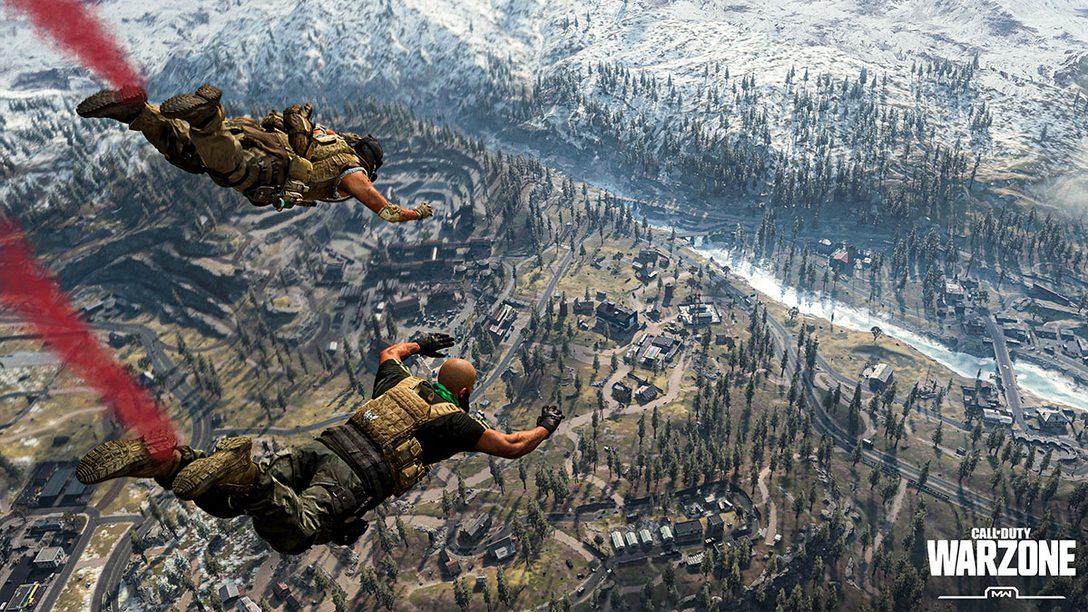 Call of Duty: Warzone – Rebirth Island