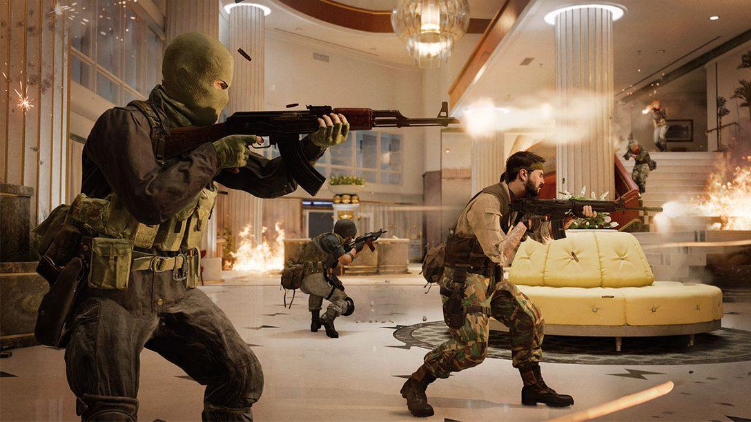 Black Ops Cold War: Mehrspieler Herausforderungen & Dunkle Operationen