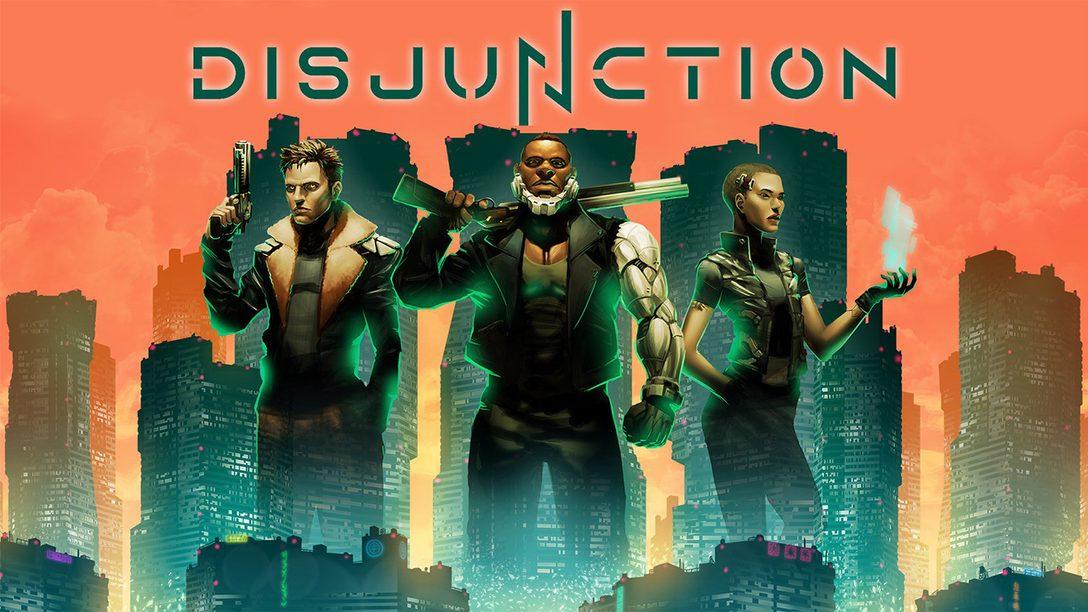 Das Stealth-Action-RPG Disjunction erscheint am 28. Januar auf PS4