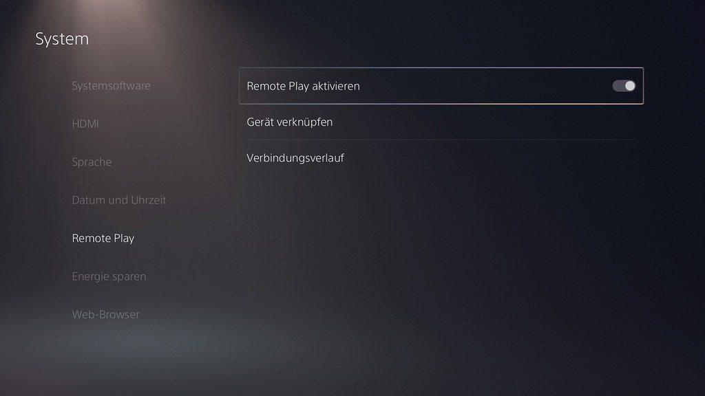 Remote Play PS5: PlayStation 5-Games auf PS4 spielen