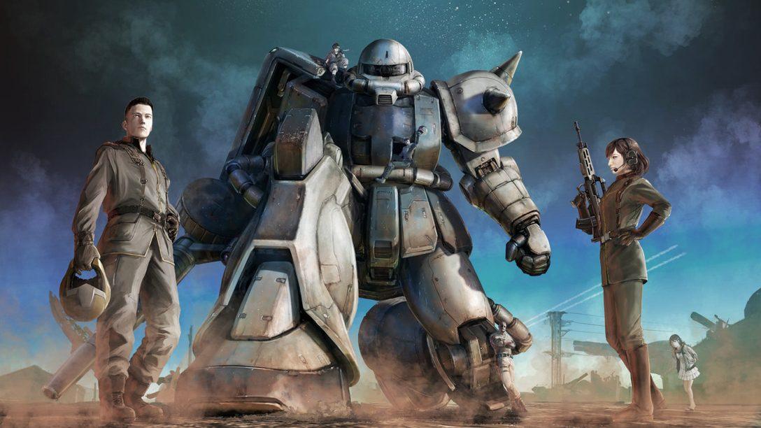 Mobile Suit Gundam Battle Operation 2 erscheint am 28. Januar auf PS5