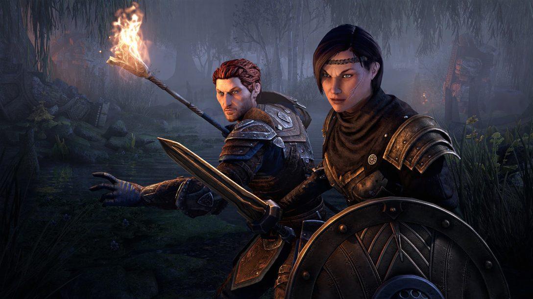 Schreitet durch die Tore von Oblivion – Die neue jahresumfassende Saga in The Elder Scrolls Online